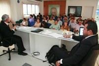 CAPACITAÇÃO - Oficina de Revisão do Regimento Interno e da Lei Orgânica Municipal supera expectativas