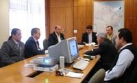 CAPACITAÇÃO - Vereadores de Birigui fazem oficina sobre lei orgânica no Interlegis
