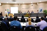 INSTITUCIONAL - Encontro Interlegis reúne 58 presidentes de Câmaras Municipais do Piauí