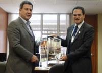 MODERNIZAÇÃO - Câmara de Jaraguá do Sul intensifica parceria com Interlegis