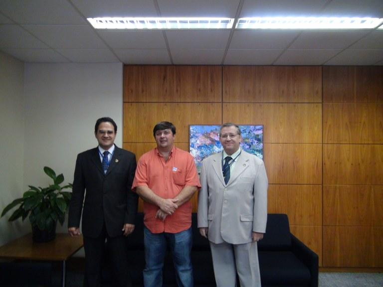 ADESÃO - Câmara de Itobi quer fazer parte da comunidade Interlegis