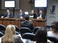 CAPACITAÇÃO - Primeiro Encontro Interlegis de Comunicaçáo Integrada orienta colegas da Assembleia e de oito câmaras baianas