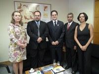 ADESÃO - Câmara de Itabirito assina convênio com o Interlegis