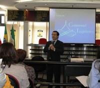 CAPACITAÇÃO - Câmara Municipal de Betim realiza curso em parceira com o Interlegis