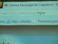 MODERNIZAÇÃO - Câmara de Catanduva é a primeira casa legislativa do mundo a usar o domínio .leg