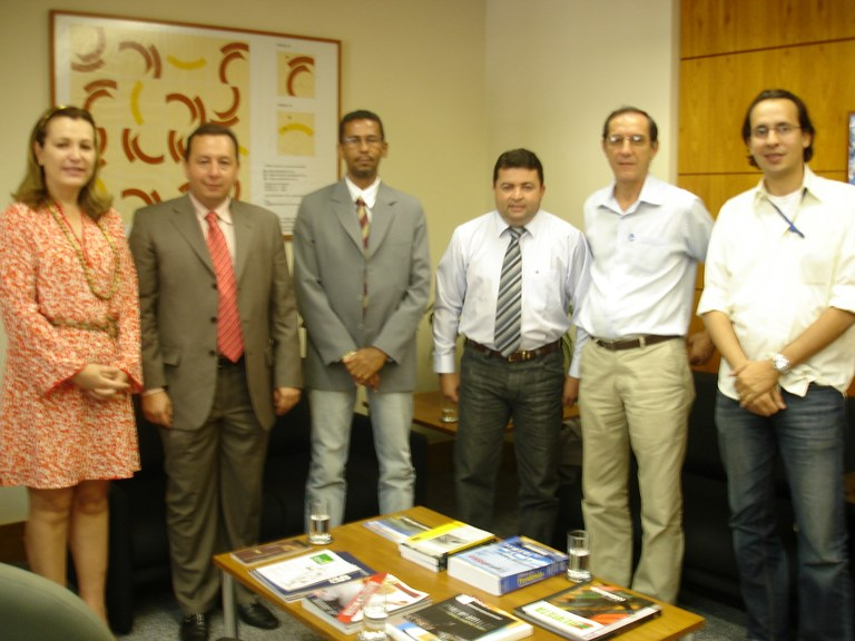 PARCERIA - Itaberaba, na Bahia, quer estreitar parceria com o Interlegis