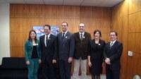 CAPACITAÇÃO - UVESC quer ampliar parceria com o Interlegis