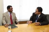 COOPERAÇÃO - Parlamento Nacional do Timor Leste quer apoio do Interlegis para se organizar