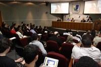 EnGITEC - Encontro começa com debates sobre segurança em TI para o Legislativo