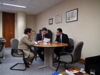 INTEGRAÇÃO - Câmara de Jaraguá do Sul, AVEVI e Interlegis ampliam parceria
