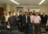 INTEGRAÇÃO - Vereadores gaúchos se reúnem na sede do Interlegis, em Brasília