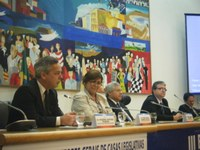 INTEGRAÇÃO - Por iniciativa do Interlegis, representantes de todas as regiões participaram do Encontro Nacional de Diretores-Gerais de Casas Legislativas