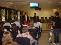 INTEGRAÇÃO - Câmara de Jaraguá do Sul adere ao Interlegis
