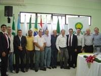 INTEGRAÇÃO - Vereadores do Vale do Itapocu (AVEVI) consolida parceria com o Interlegis