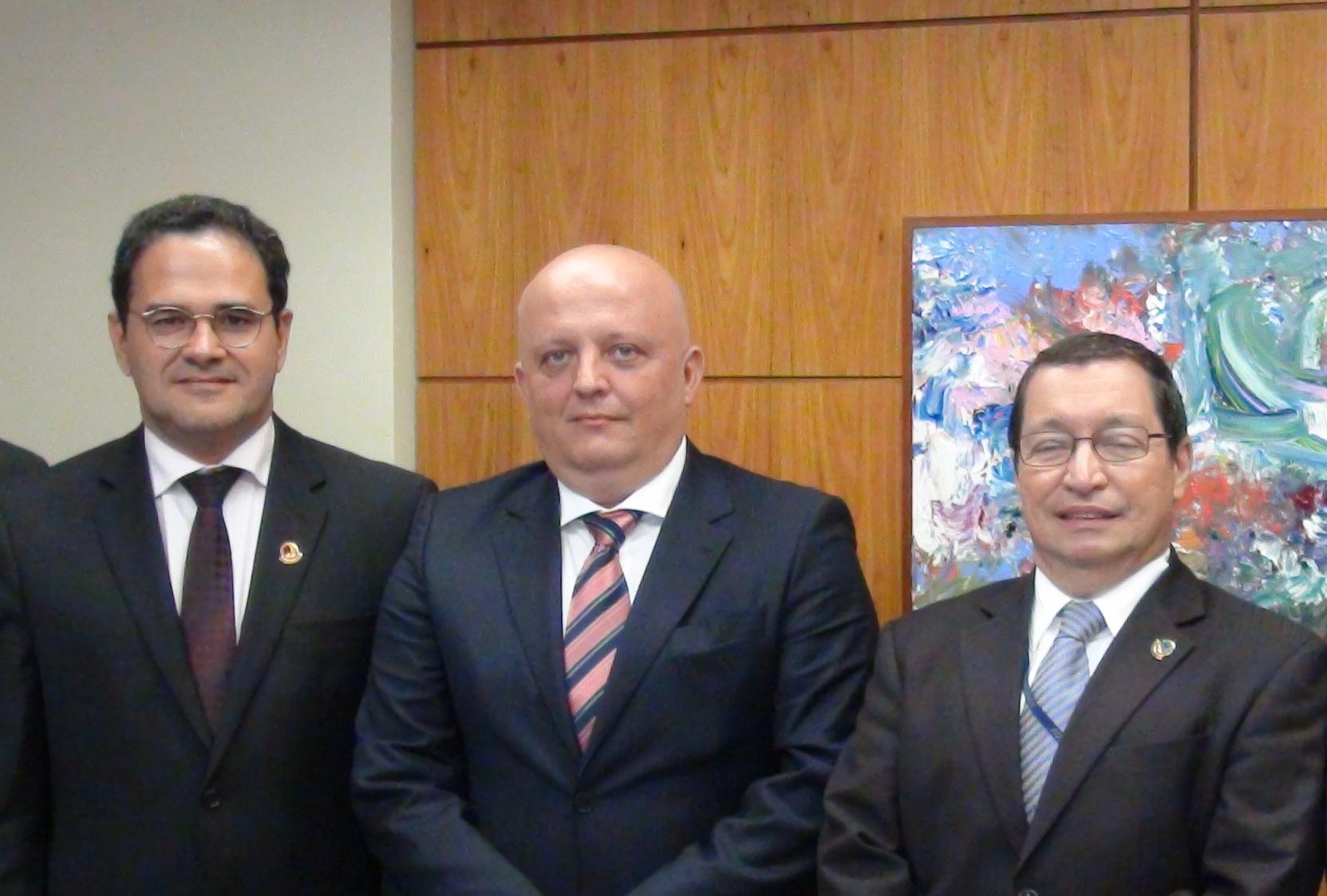 CAPACITAÇÃO - Assembleia de Goiás busca apoio do Interlegis para vereadores e servidores