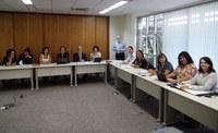 CAPACITAÇÃO - ABEL faz encontro no Interlegis para elaborar projetos estratégicos