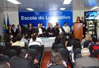 CAPACITAÇÃO - Escola do Legislativo da Assembleia de Rondônia abre atividades letivas com desafio de ampliar ações