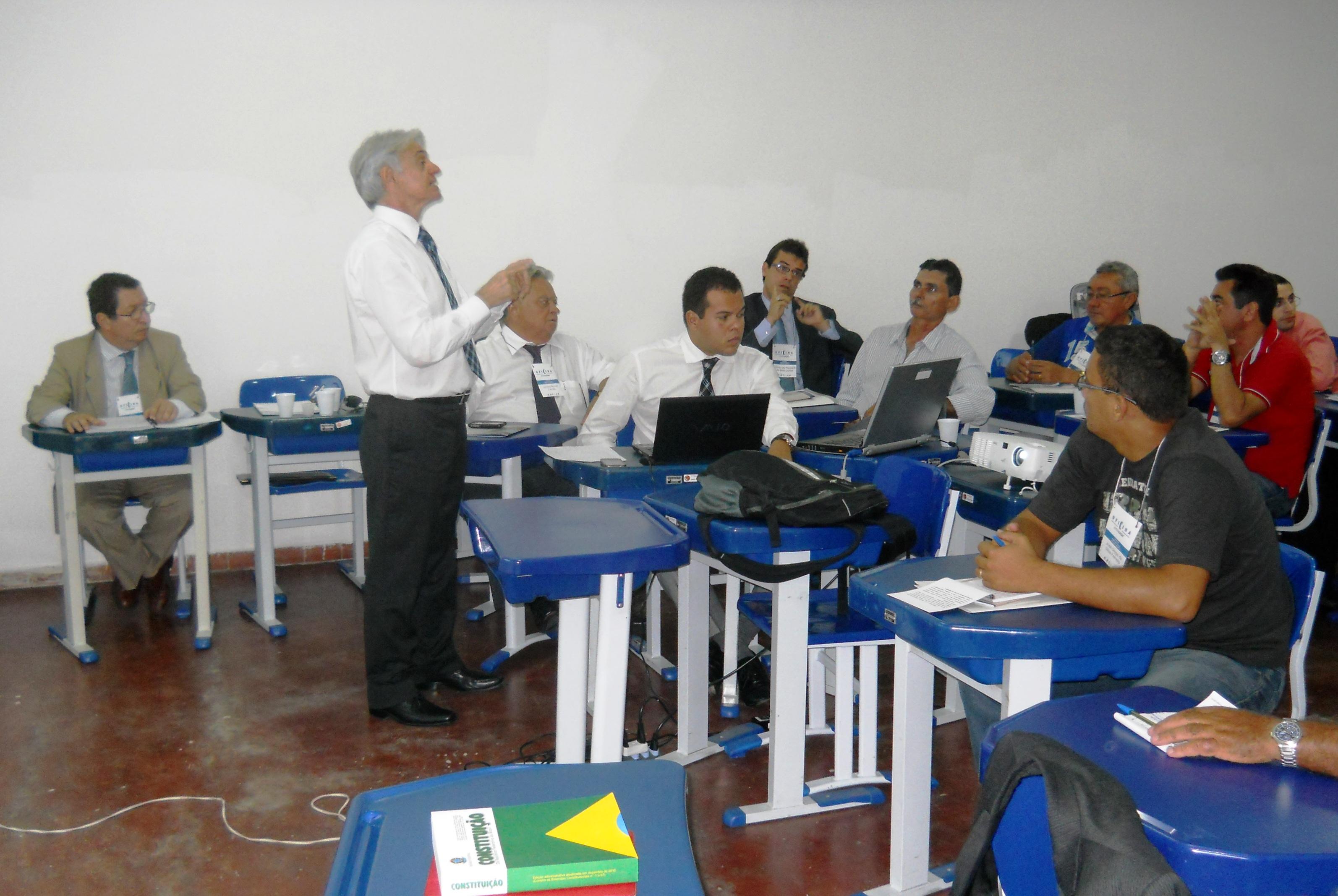 CAPACITAÇÃO - Interlegis ministra oficinas em João Pessoa