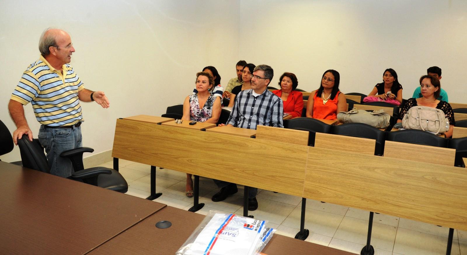CAPACITAÇÃO - Interlegis treina servidores de sete câmaras do Maranhão em informática legislativa