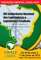 INTEGRAÇÃO - UNALE abre inscrições para congresso nacional, em Natal