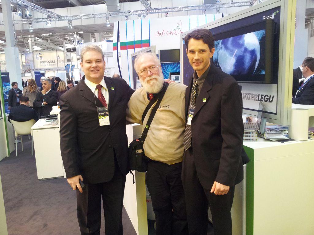TECNOLOGIA - Presidente da Linux International pode vir ao encontro do GITEC este ano