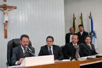 MODERNIZAÇÃO - Câmara de Fortaleza assina convênio com o Interlegis