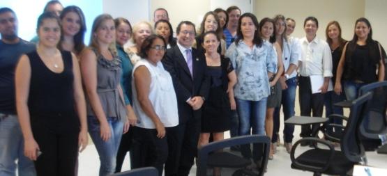 CAPACITAÇÃO - Vereadores e servidores da Câmara de Maracanaú elogiam oficina do Interlegis no Ceará