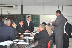 É REPROVADA A CONTA DO PREFEITO HARRISSON BENEDITO RIBEIRO DO ANO DE 2009 PELOS VEREADORES