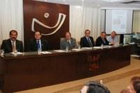 UNALE - Interlegis participa do primeiro evento do XVI Congresso Nacional da UNALE com entidades de servidores