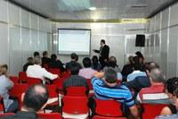 UNALE - Técnico do Interlegis apresenta Sistema de Protocolo de Informações a representantes das assembleias