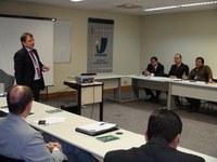 TECNOLOGIA - Comunidade TIControle se reúne na sede do Interlegis