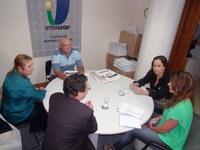 INTEGRAÇÃO - Interesse em aderir ao PML traz vereadores de Turiúba ao Interlegis