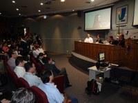 ESPECIAL – Encontro de TI começa discutindo  experiências no Legislativo