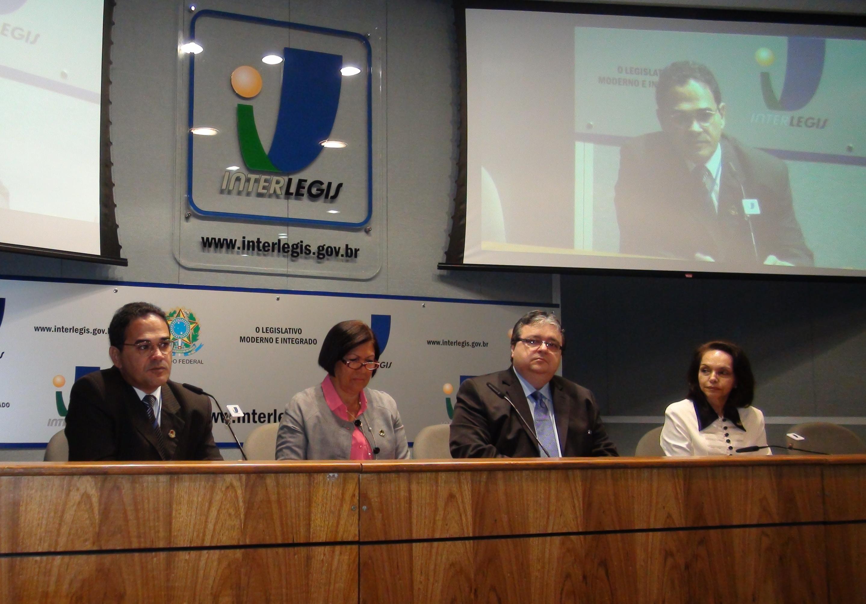 INTEGRAÇÃO – Diretores-Gerais discutem fortalecimento das Casas Legislativas. Secretários-gerais avançam no modelo de cooperação