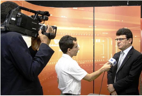 COMUNICAÇÃO - Parceria com Câmara dos Deputados disponibilizará sinal aberto das TVs das Câmaras de Natal, Porto Alegre, Rio Branco, Curitiba, Recife, Ribeirão Preto, Barretos e Jaú