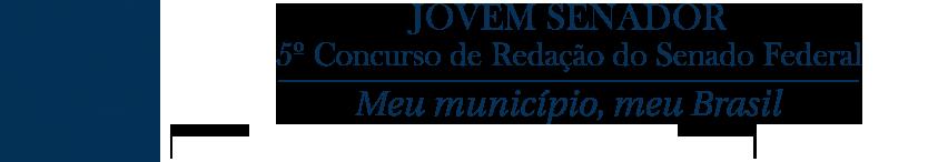 """Concurso de redação do """"Jovem Senador"""" tem vencedores de Alagoas, Minas e Piauí"""
