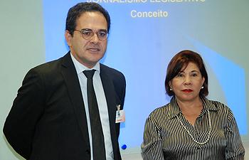 Interlegis promove curso de jornalismo legislativo na Assembleia do Espírito Santo