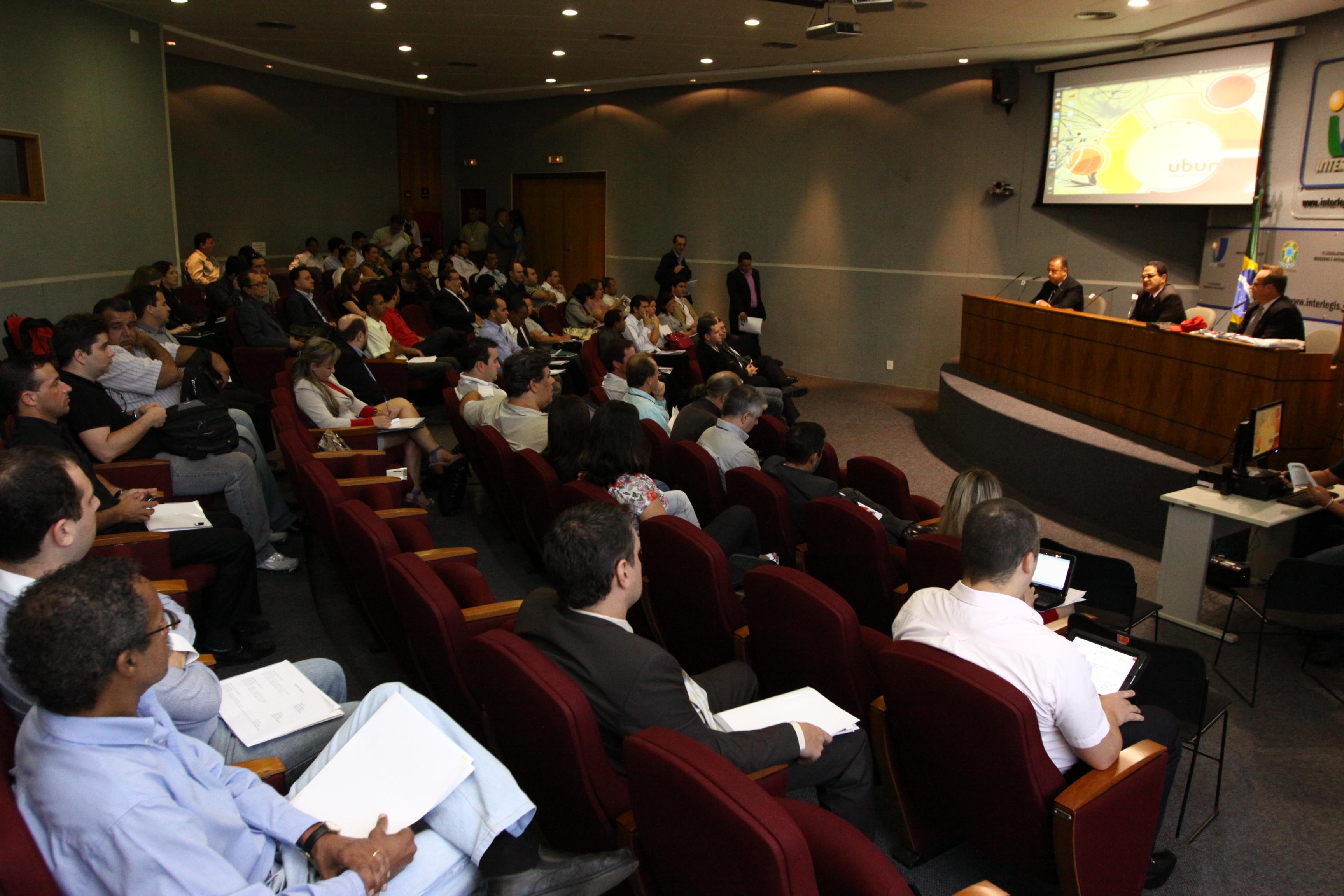 Interlegis realiza Curso de Redação Oficial para o Legislativo