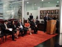 O Legislativo muda de endereço na internet: agora é .leg.br
