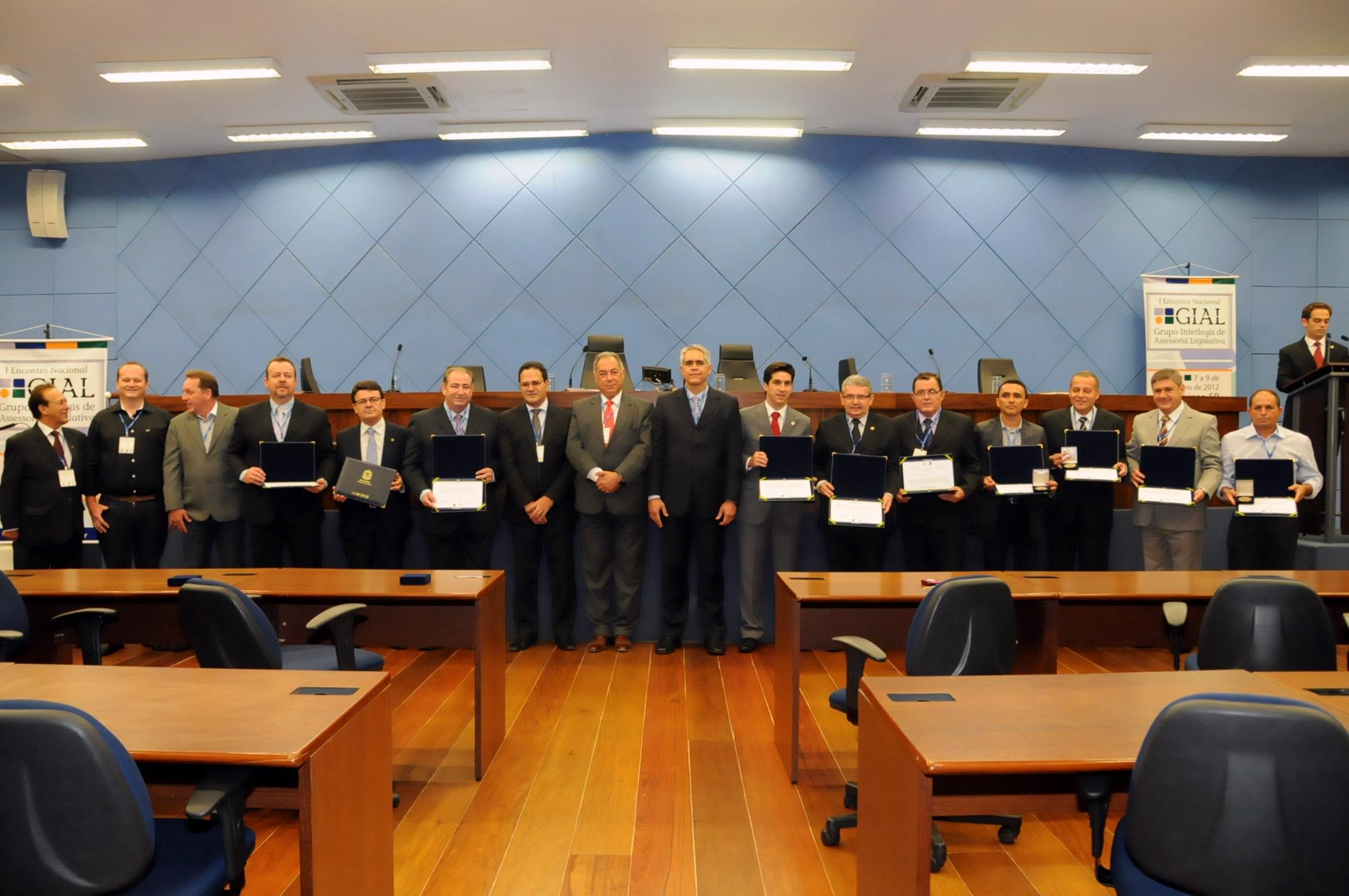 I EnGIAL começa com prêmios às Câmaras que se destacaram na modernização