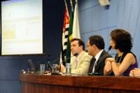 """Lançamento dos """"Cadernos Normativos"""", parceria entre Senado e USP, encerra o I EnGIAL"""