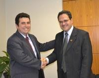 Pinhal Grande quer estreitar parceria com o Interlegis