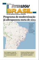 INTERLEGIS BRASIL: números previstos no contrato com o BID já foram superados