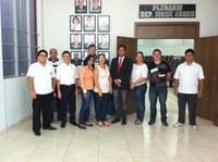Interlegis foi ao Mato Grosso para realização dos diagnósticos em Sinop, Guarantã do Norte e Alta Floresta.
