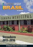 Conheça a revista que o Interlegis produziu para os vereadores eleitos em outubro