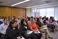 Oficina de Posse é ministrada em Brasília