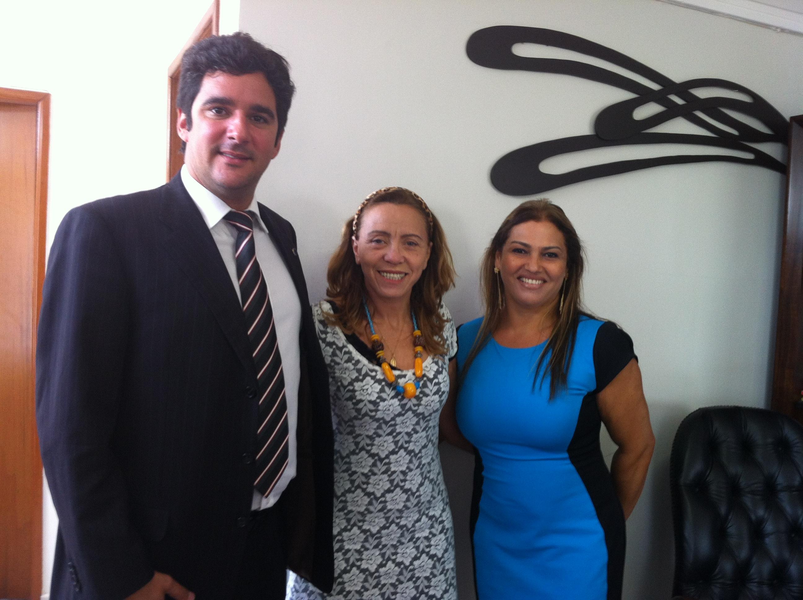 Técnicos do Interlegis visitaram Câmaras Municipais em Pernambuco.