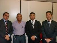 Visita às Câmaras Municipais do estado de Tocantins