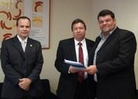 Câmara de Rodeio Bonito quer estreitar relações com Interlegis