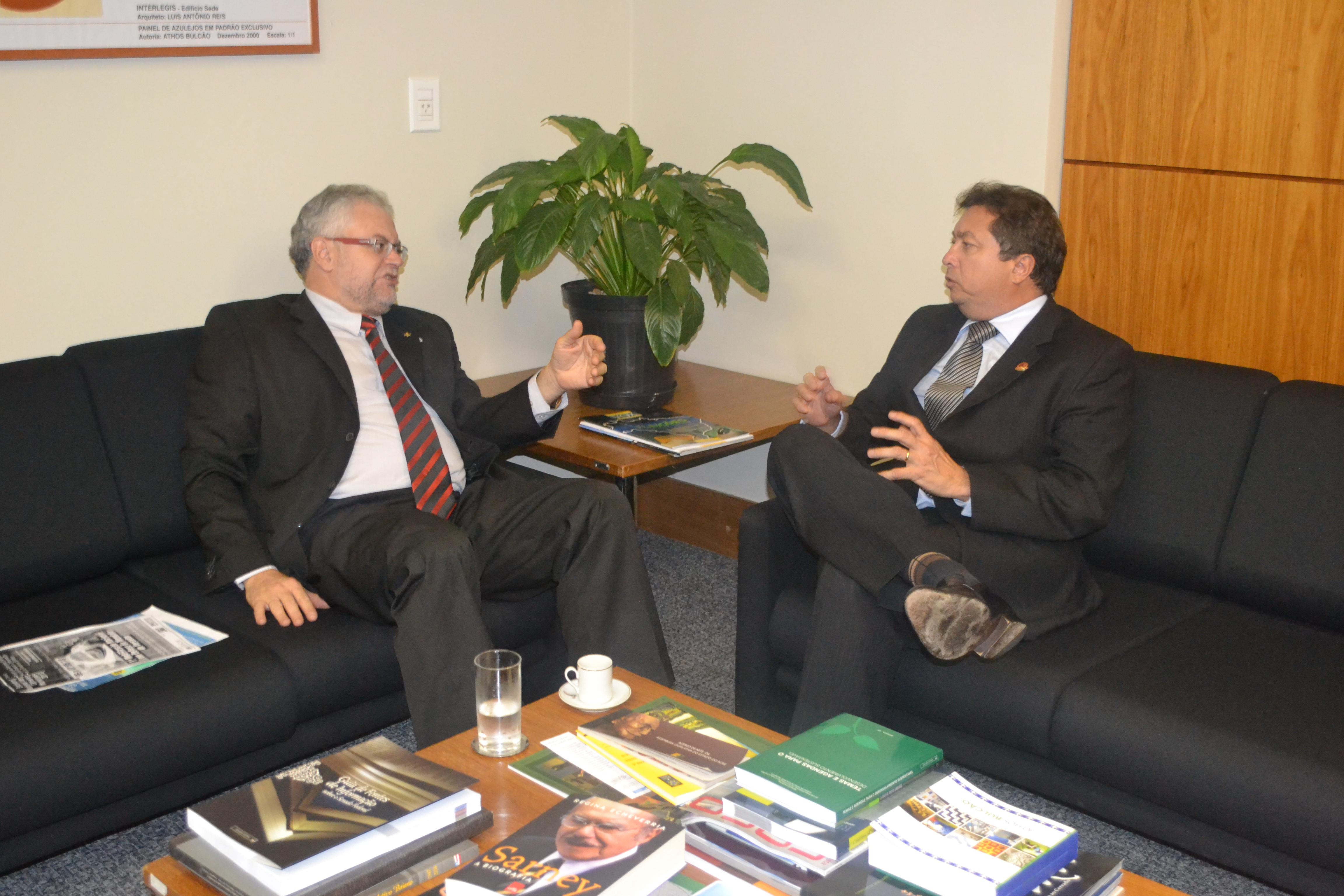 ABRACAM quer fortalecer parceria com ILB para capacitar vereadores